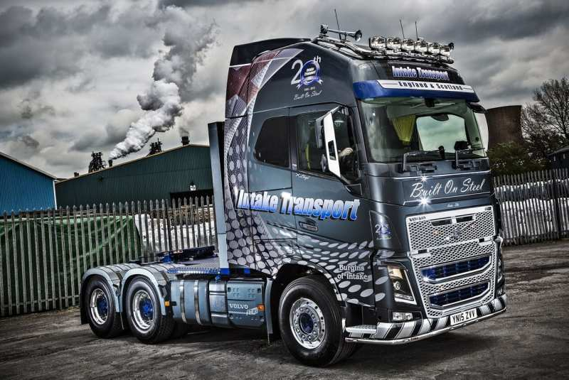 Volvo FH16 650 6×4 tractor Globetrotter XL