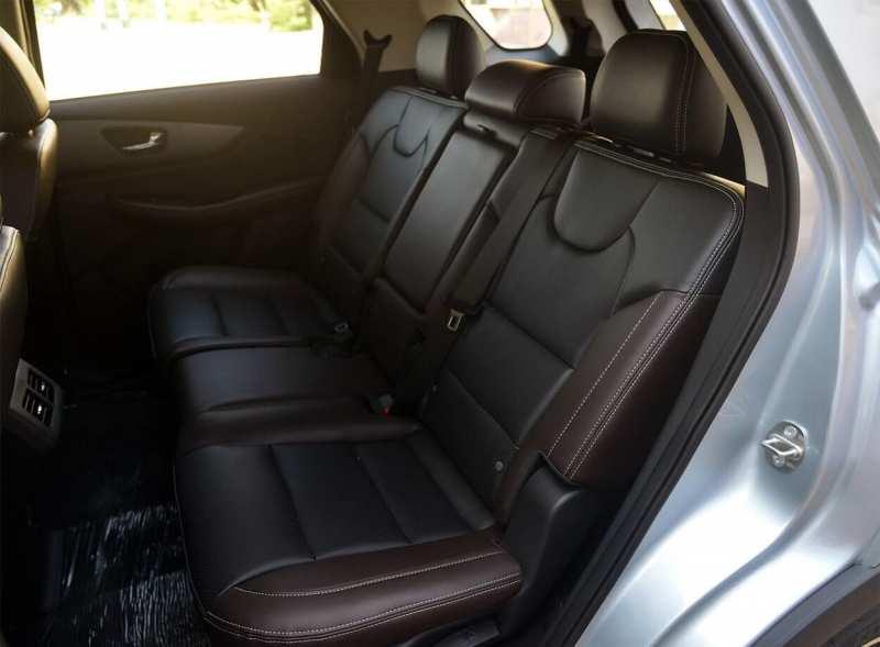 Rear sofa DONGFENG S560