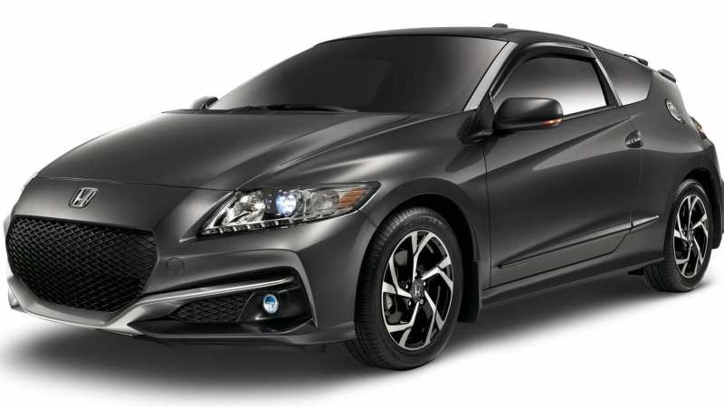 Updated Honda CR-Z