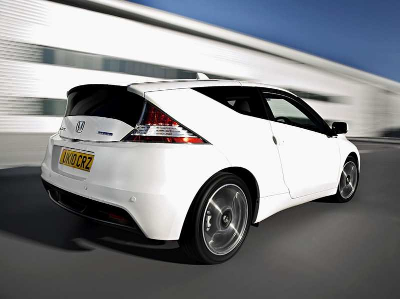 Photo by Honda CR-Z