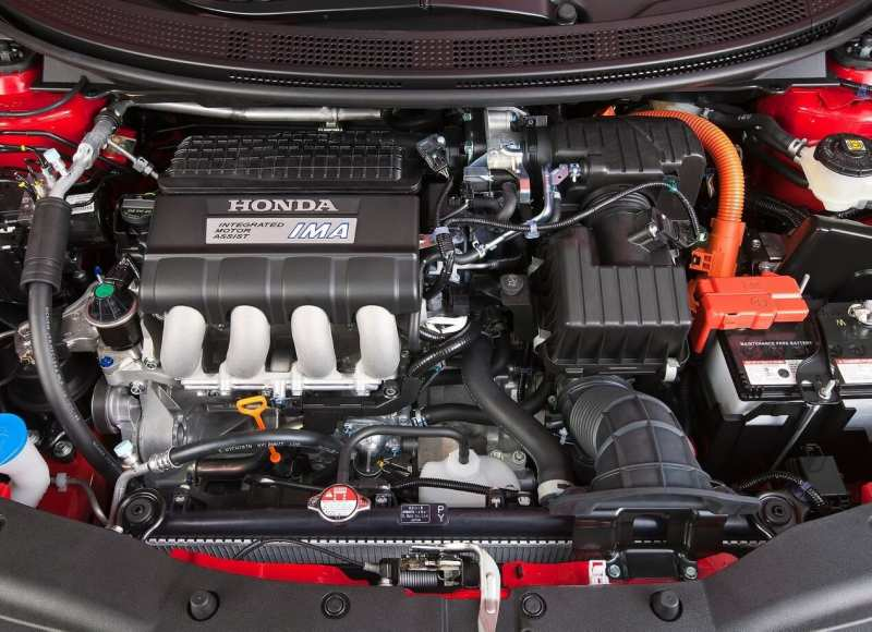 Honda CR-Z engine