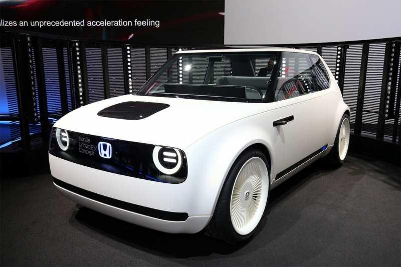 Honda Urban EV photo car