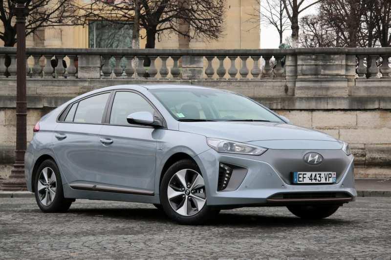 Hyundai Ioniq Electro photo auto