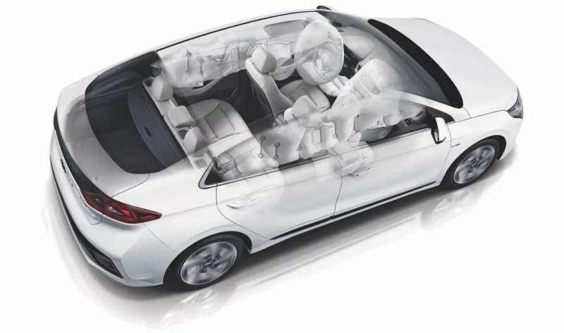 Hyundai Ioniq safety