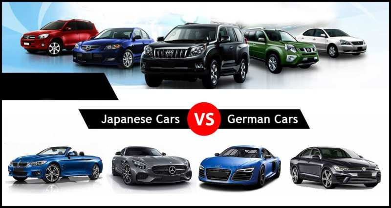 """German"" or ""Japanese"": who to choose?"