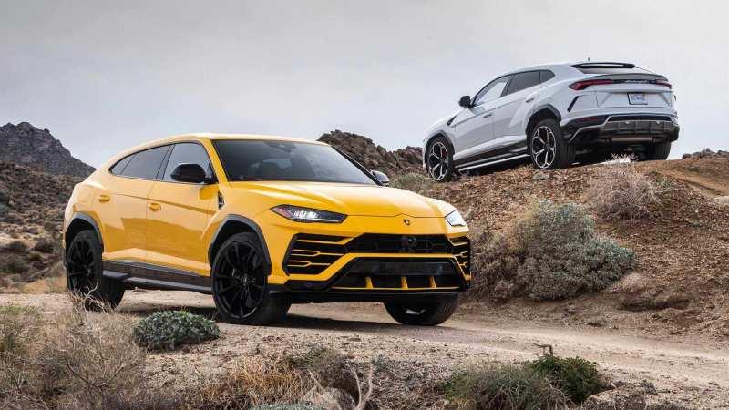 New Lamborghini Urus