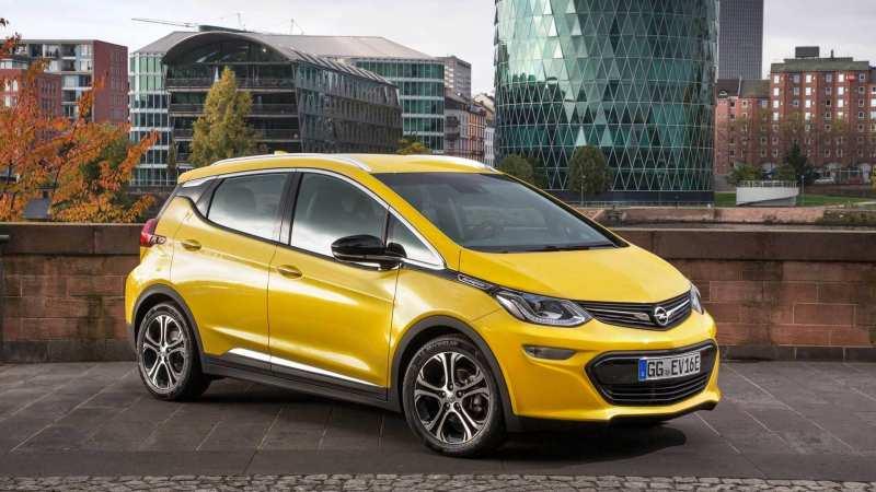 Auto Opel Ampera-e