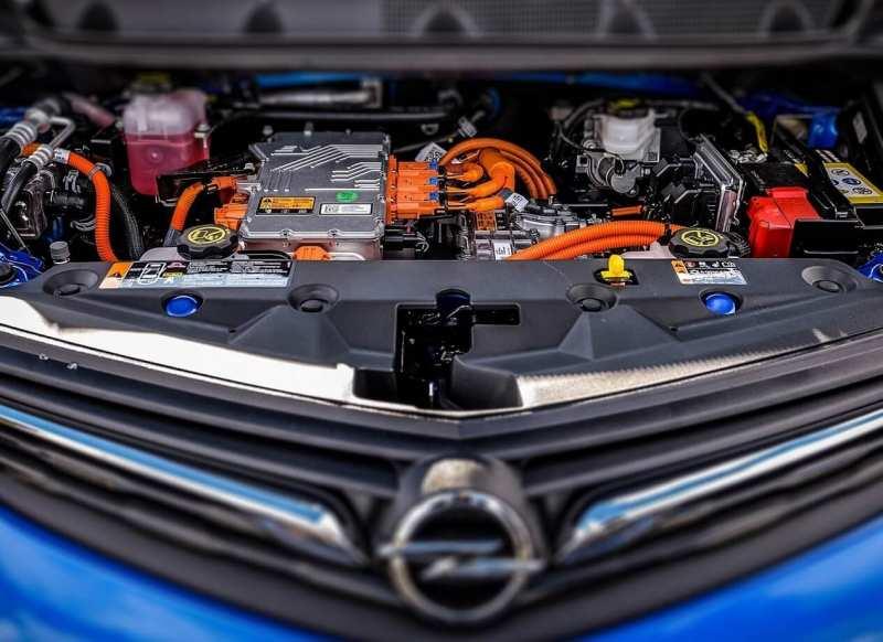 Opel Ampera-e engine