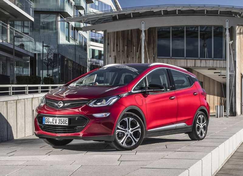 Photo of Opel Ampera-e