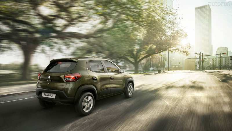Photo of Renault Kwid car
