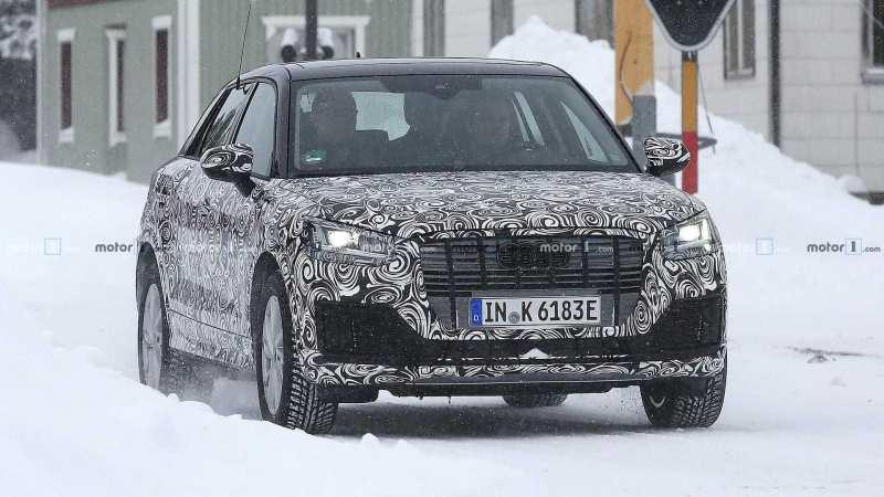 Audi Q2 E-Tron