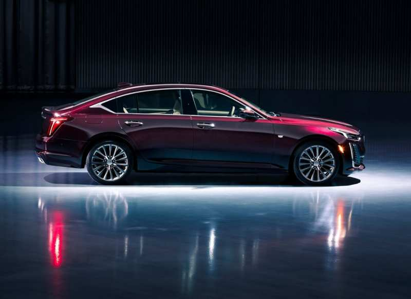 Cadillac released CT5 to lure customers away from the Germans