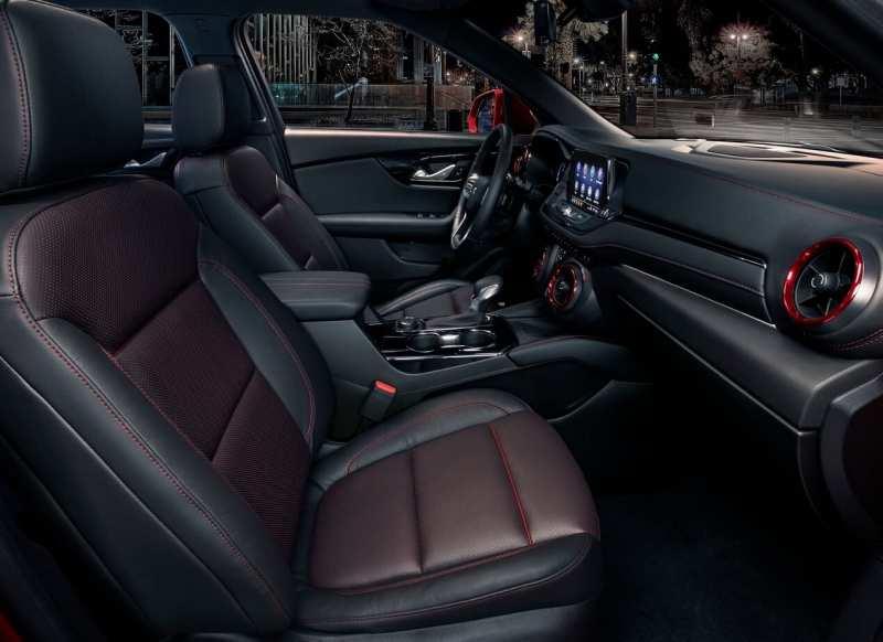 Chevrolet Blazer Salon