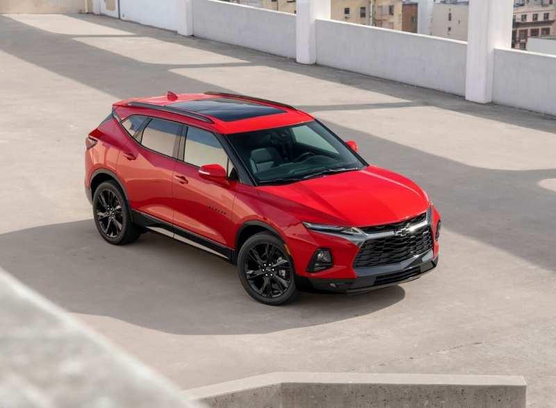 Photo of Chevrolet Blazer