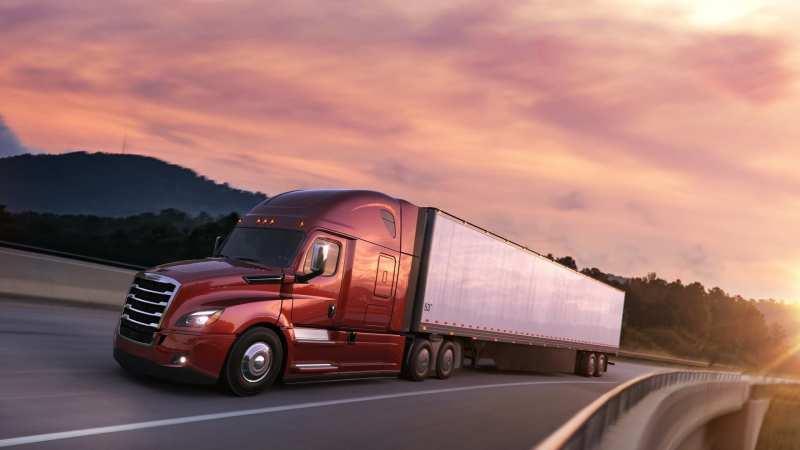 Photo Freightliner Cascadia