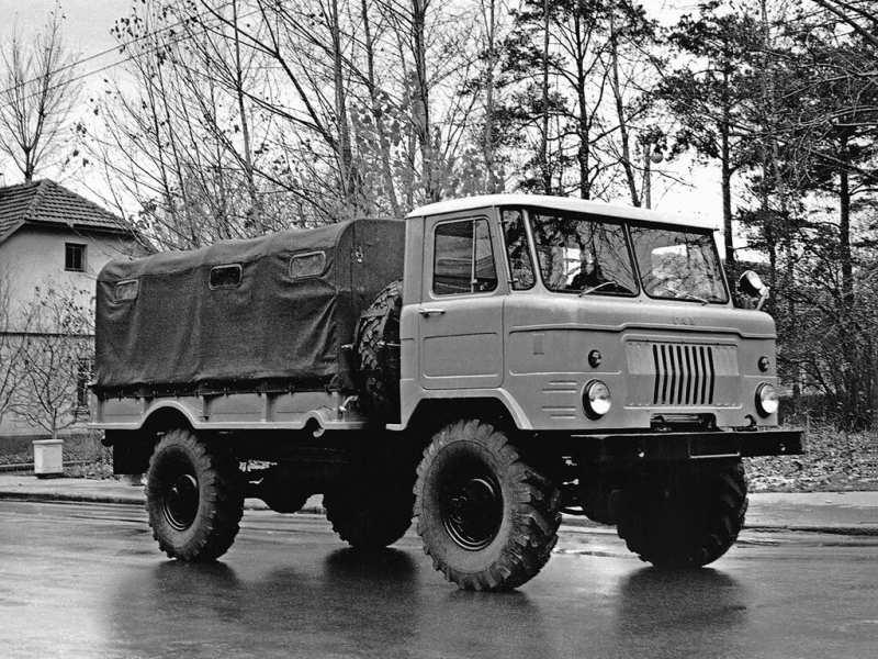 GAZ-66 photo