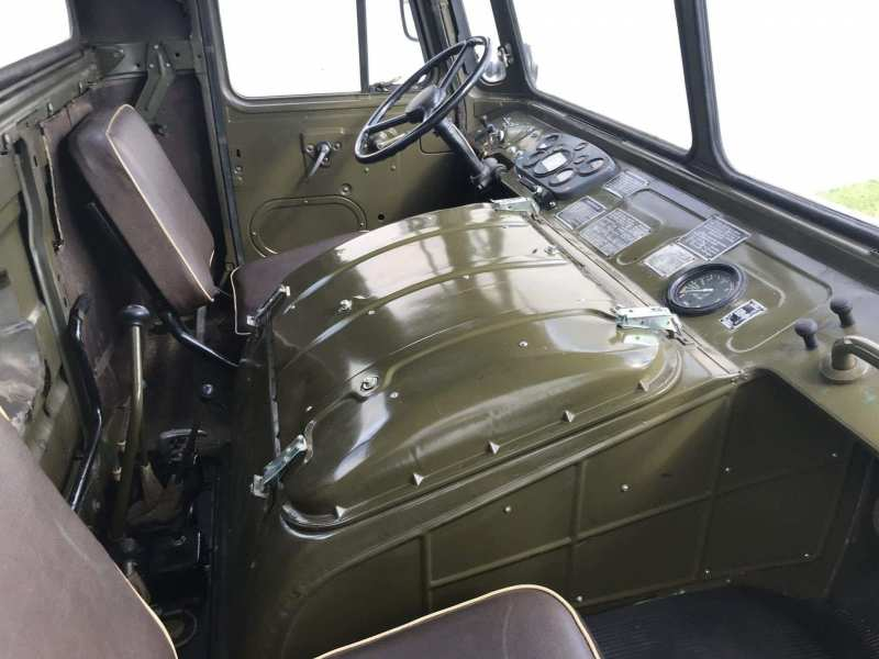 GAZ-66 salon
