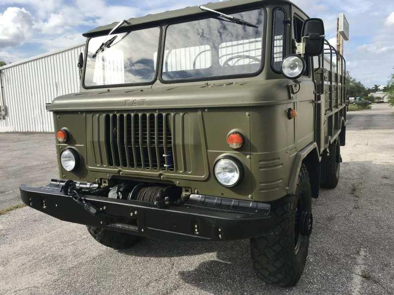 ГАЗ-66 1983