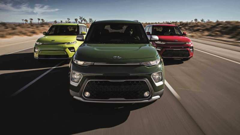 The first honest review of Kia Soul 2019
