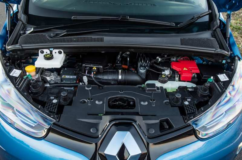 Renault ZOE engine