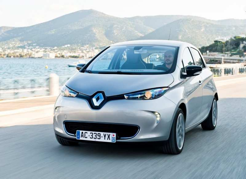 Photo by Renault ZOE