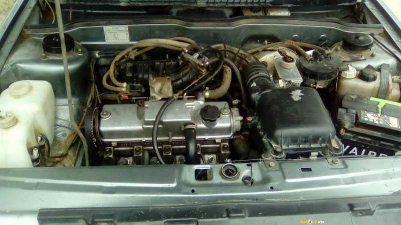 VAZ-2114 engine photo