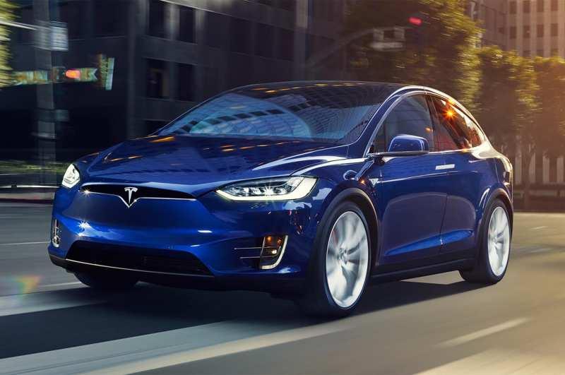 Tesla Model X 100D 2019 оverview