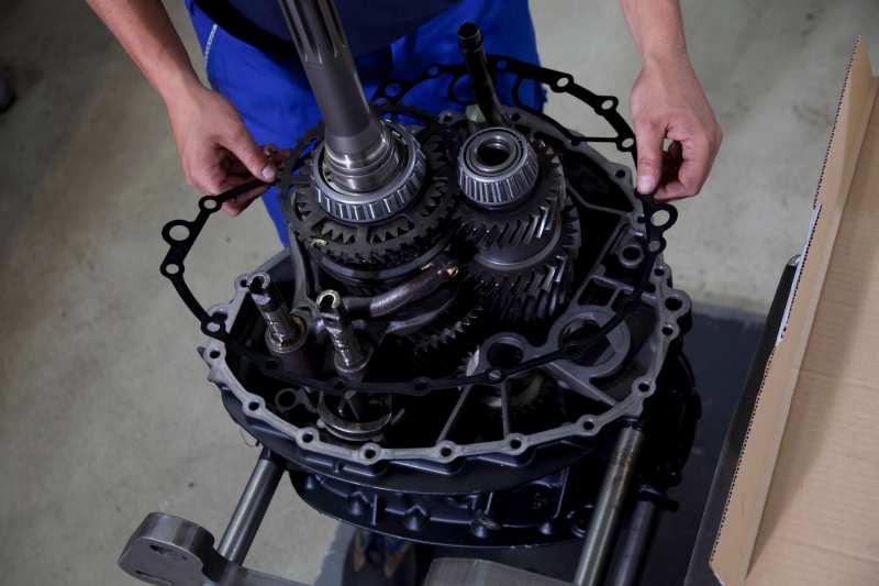 ZF gearbox repair