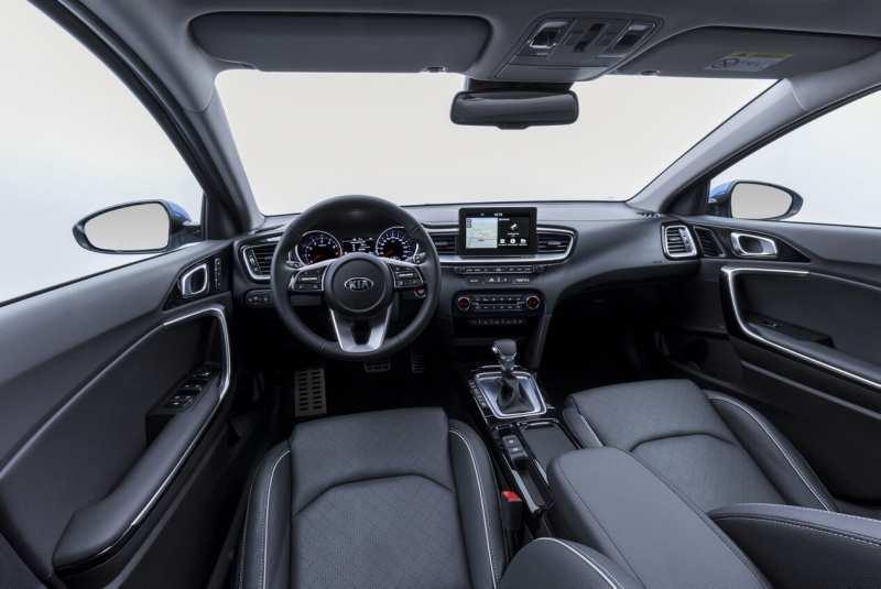 Interior Kia Ceed III