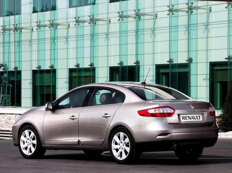 Photo of Renault Fluence car