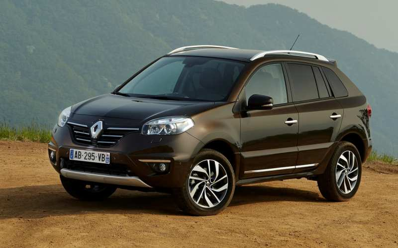 Renault Koleos photo car