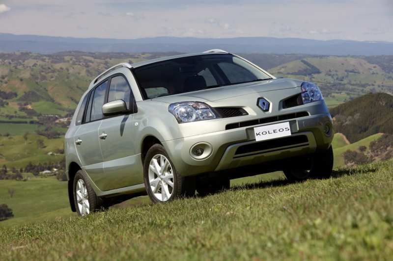 Renault Koleos of the first generation