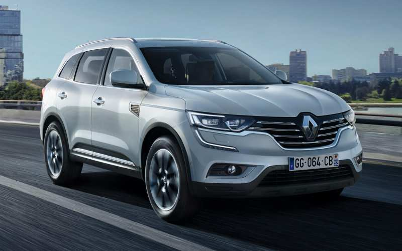 Photo by Renault Koleos II