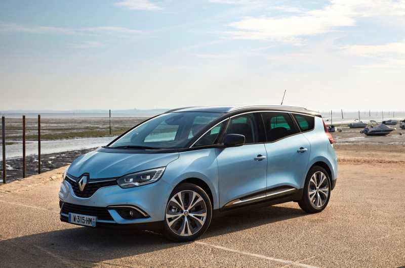 The new Renault Scenic IV