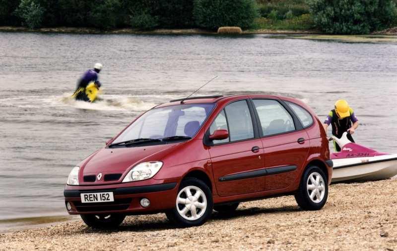 Auto Renault Scenic