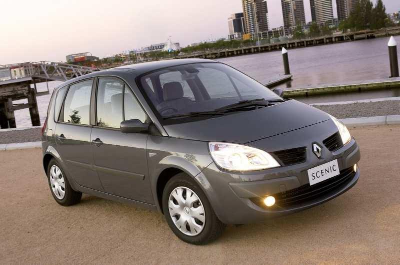 Renault Scenic car photo