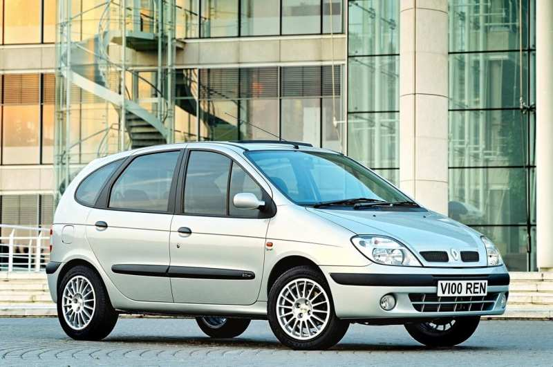 Renault Scenic I generation