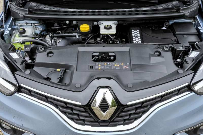 Renault Scenic IV engine