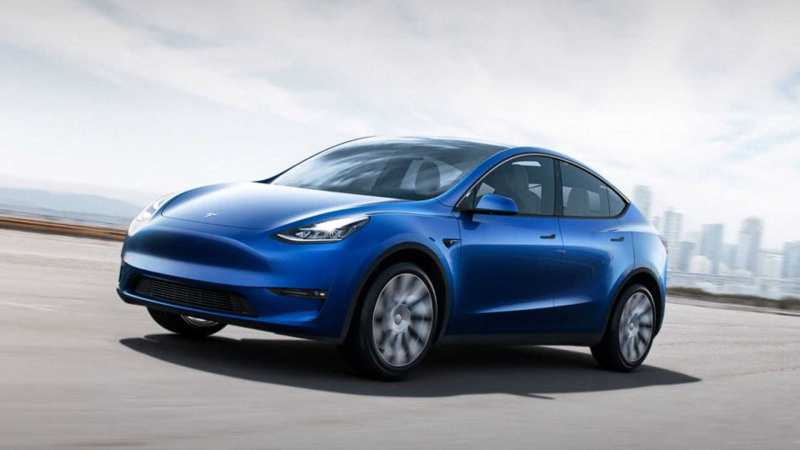 Photo of Tesla Model Y