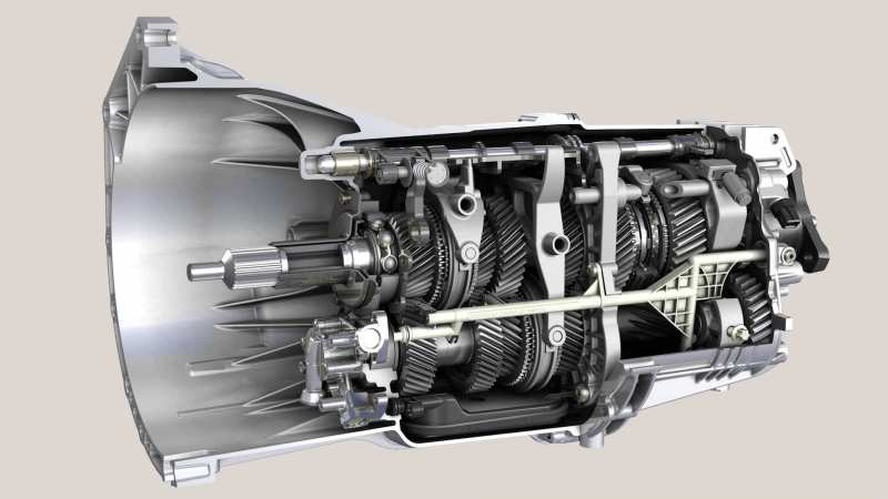 gearbox zf