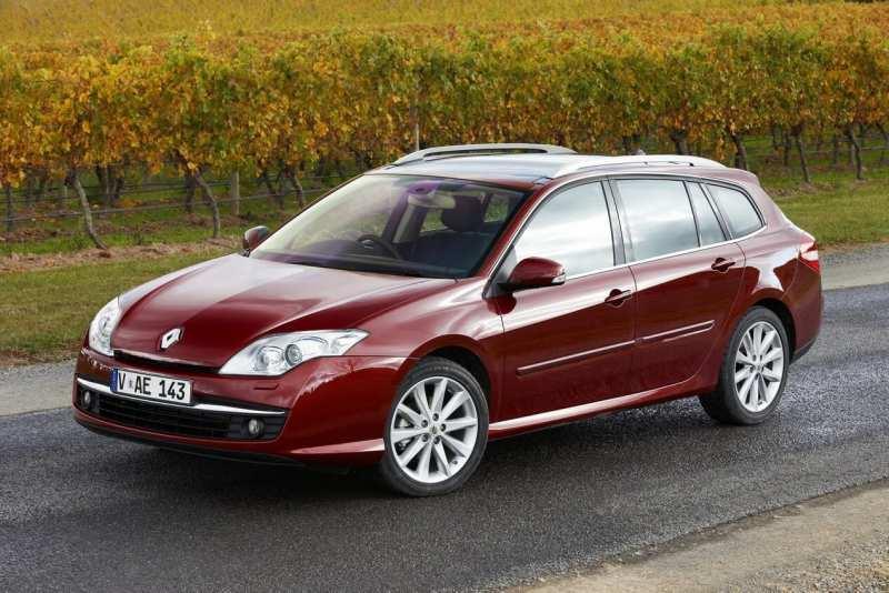 Renault Laguna station wagon