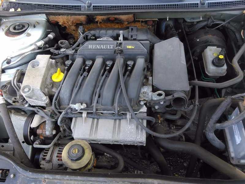 Renault Laguna 1 engine