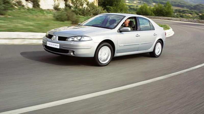 Renault Laguna 2 photo car