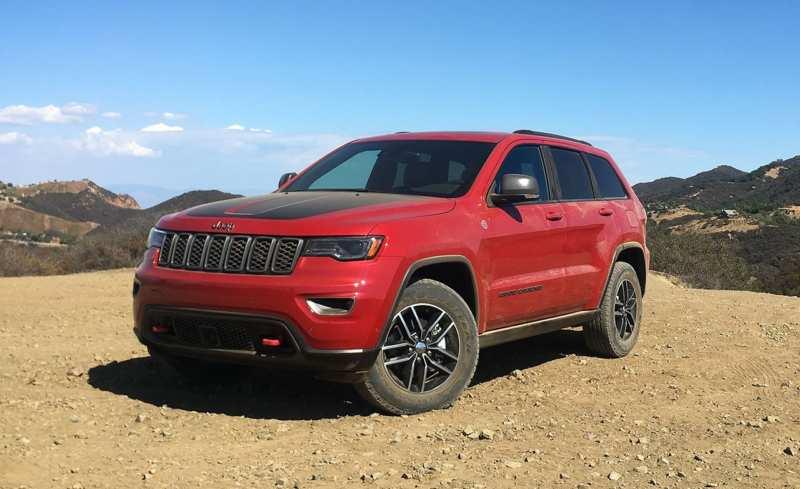 Jeep Grand Cherokee Trackhawk: an SUV that has no equal
