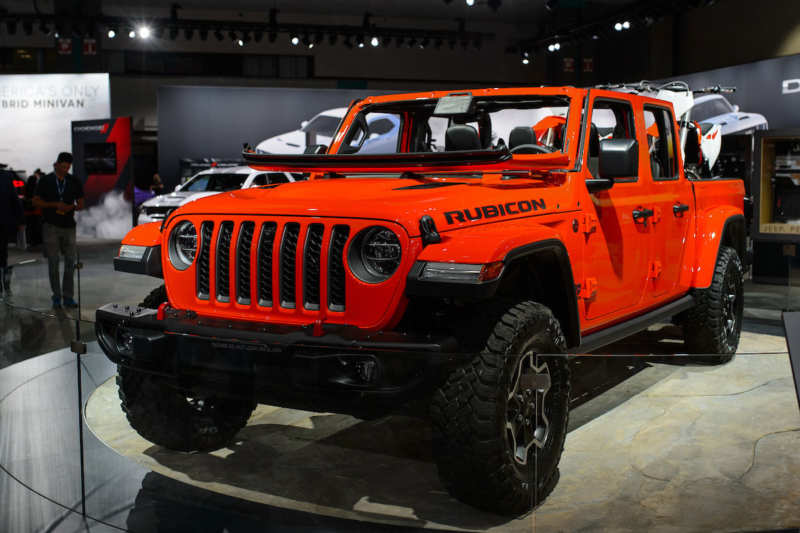What's the new Jeep Gladiator like?