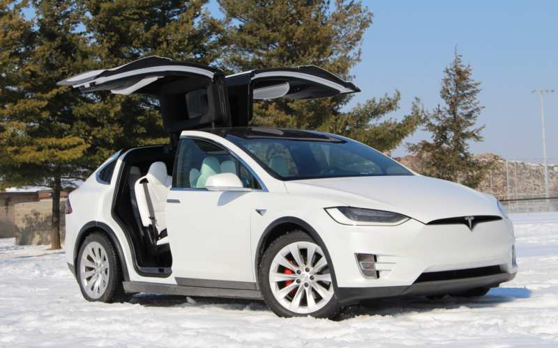 Tesla Model X is the greenest car in the world