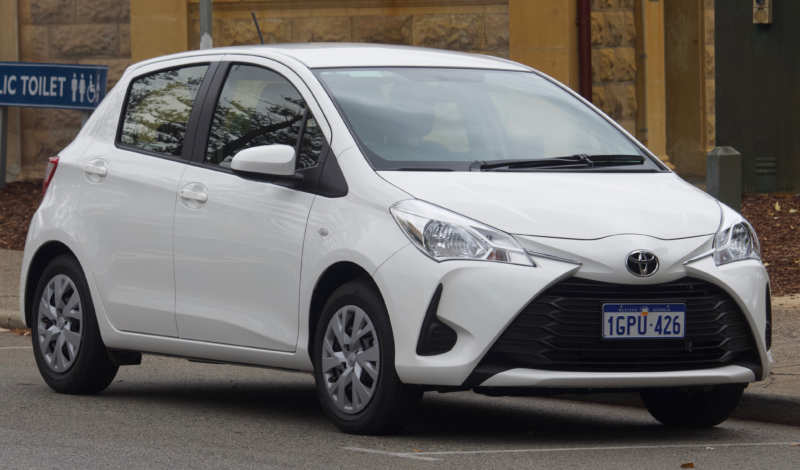 Which Toyota models will leave the market?