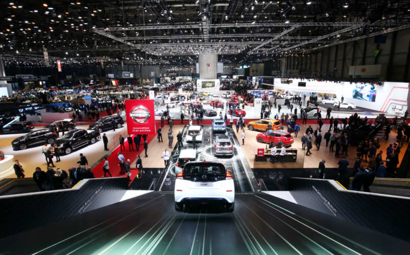 The coolest cars in Geneva