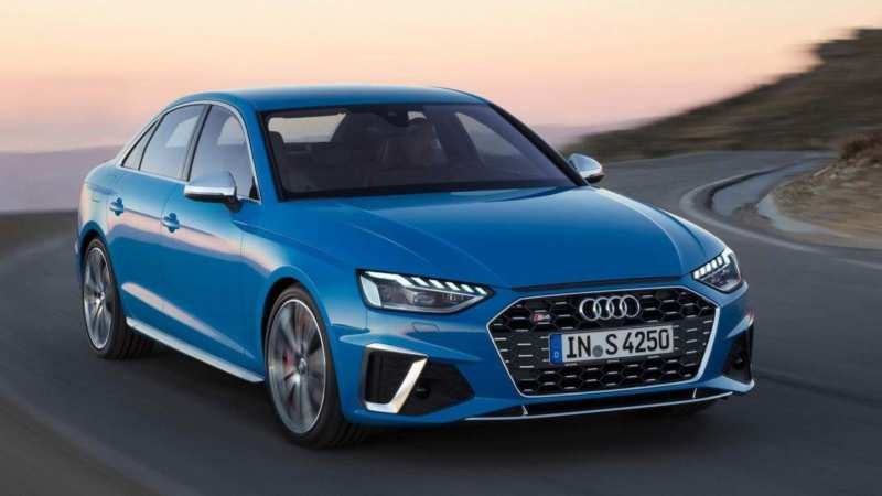 The new Audi A4 is now live and with a price tag