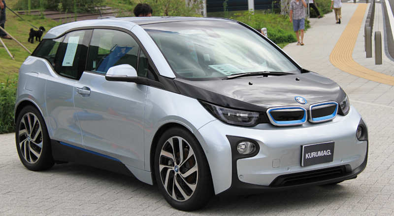 BMW i3 will not be updated in a childish way